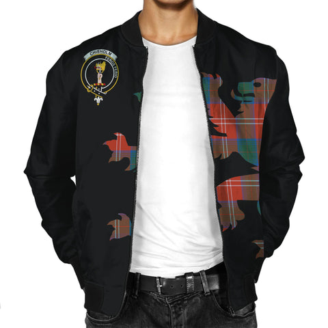 Chisholm Lion And Thistle Men Jacket