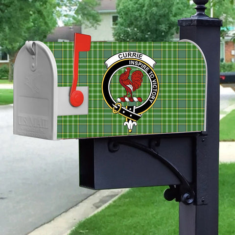 ScottishShop Mailbox Cover - Currie Tartan Mailbox (Custom)
