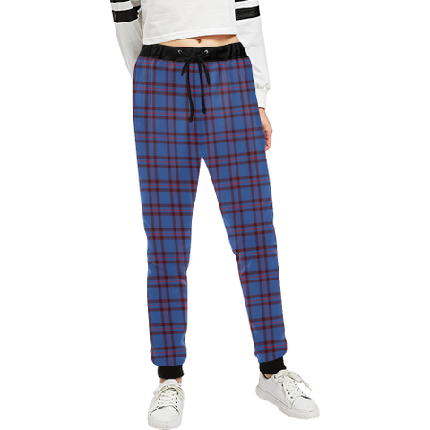Elliot Modern Tartan Sweatpant | Great Selection With Over 500 Tartans