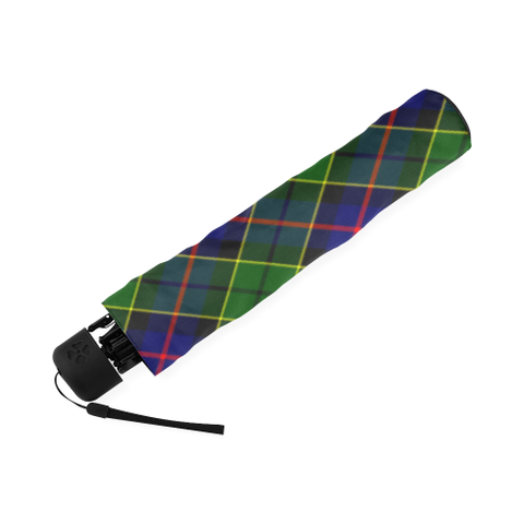 Image of Forsyth Modern Tartan Umbrella