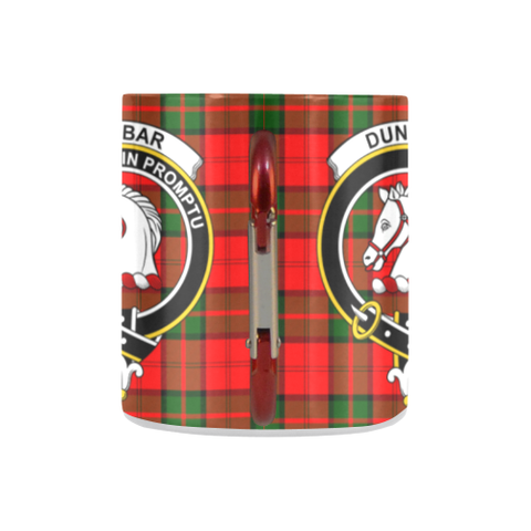 Image of ScottishShop Insulated Mug - Dunbar ModernTartan Insulated Mug - Clan Badge