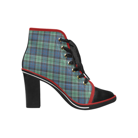 Tartan Heel - Leslie Hunting Ancient | Hot Sale | Online Orders Only | 500 Tartans