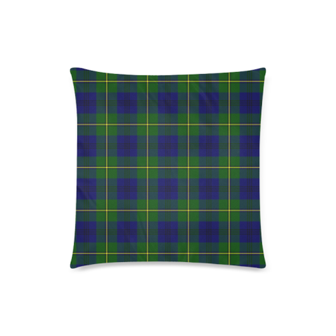 Johnston Modern decorative pillow covers, Johnston Modern tartan cushion covers, Johnston Modern plaid pillow covers