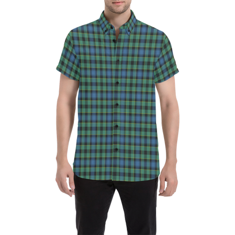 Tartan Shirt - Mouat | Exclusive Over 500 Tartans | Special Custom Design
