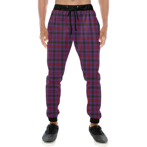 Montgomery Modern Tartan Sweatpant | Great Selection With Over 500 Tartans