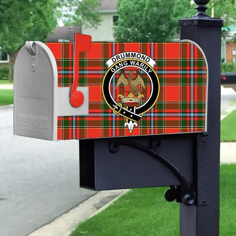 ScottishShop Mailbox Cover - Drummond Tartan Mailbox (Custom)