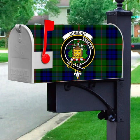 Image of ScottishShop Dundas MailBox - Tartan  MailBox Cover