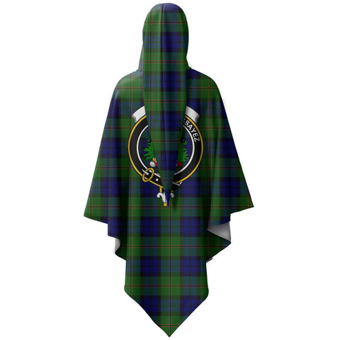 ScottishShop Dundas Cloak - Dundas Crest Cloak - NAC