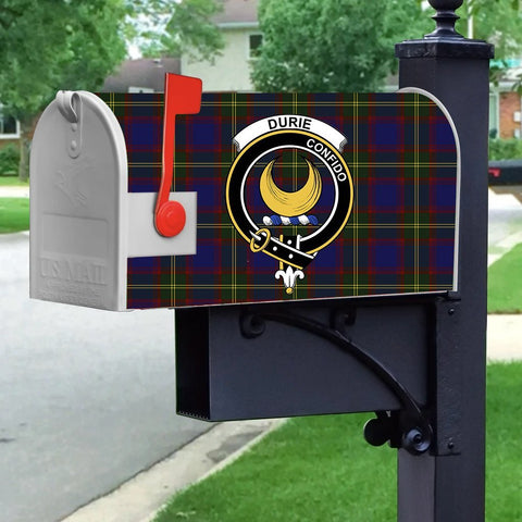 Image of ScottishShop Mailbox Cover - Durie Tartan Mailbox (Custom)