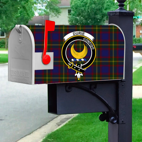 Image of ScottishShop Durie MailBox - Tartan  MailBox Cover