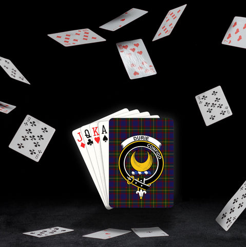 ScottishShop Durie Playing Card - Tartan Playing Card Royal Style