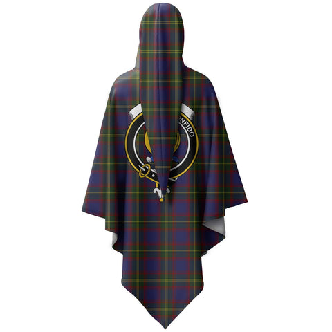 ScottishShop Durie Cloak - Durie Crest Cloak - NAC