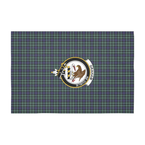 Graham Crest Tartan Tablecloth | Home Decor