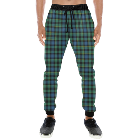 Mouat Tartan Sweatpant | Great Selection With Over 500 Tartans