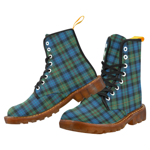 Smith Ancient Tartan Martin boots | Scotland Boots | Over 500 Tartans