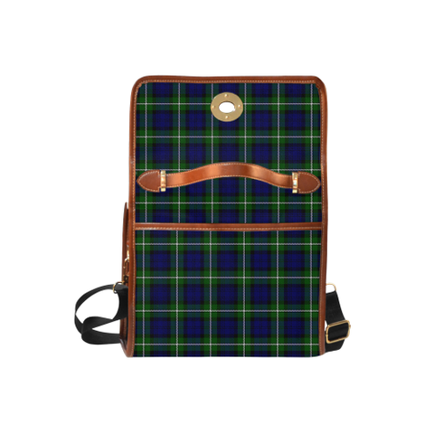 Image of Forbes Modern Tartan Canvas Bag | Special Custom Design