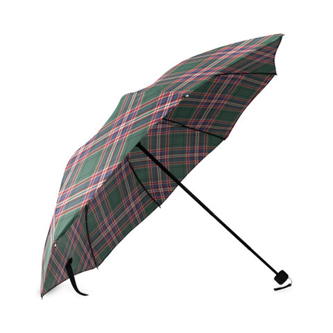 Image of Macfarlane Hunting Modern Tartan Umbrella