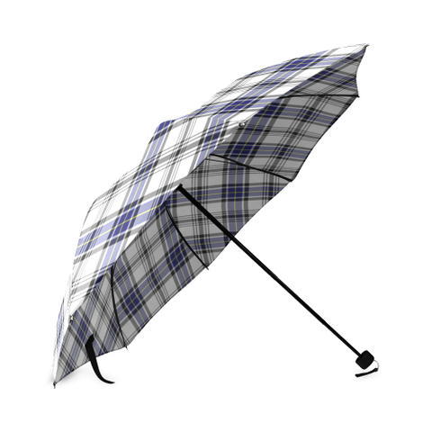 Image of Hannay Crest Tartan Umbrella