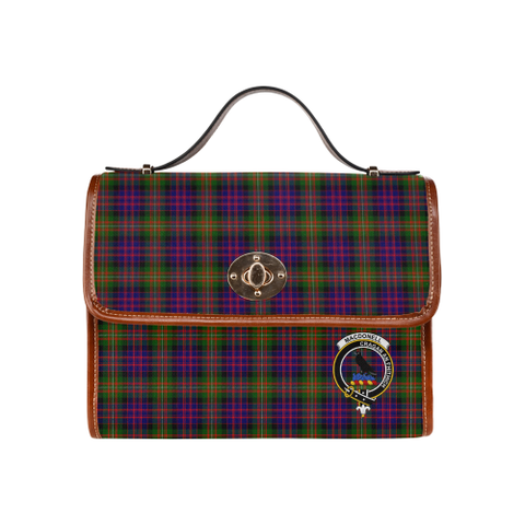 MacDonell of Glengarry Clan Tartan Canvas Bag | Special Custom Design