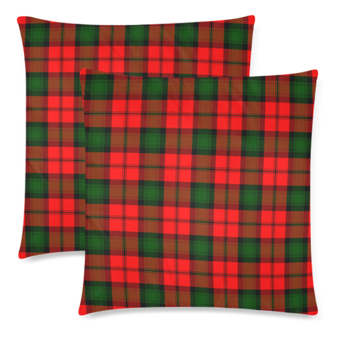 Kerr Modern decorative pillow covers, Kerr Modern tartan cushion covers, Kerr Modern plaid pillow covers