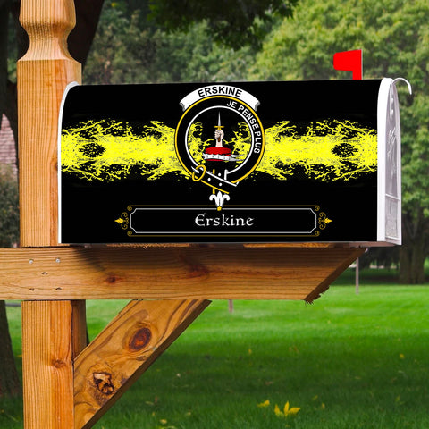 Image of ScottishShop Erskine MailBox - Tartan  MailBox Cover