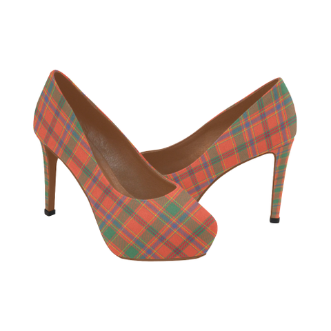 Image of Munro Ancient Tartan Heels