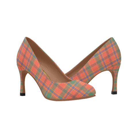 Munro Ancient Plaid Heels