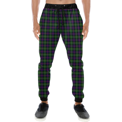 Malcolm Modern Tartan Sweatpant | Great Selection With Over 500 Tartans