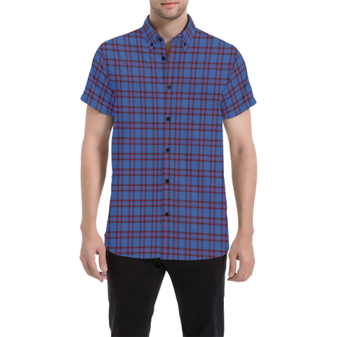 Tartan Shirt - Elliot Modern | Exclusive Over 500 Tartans | Special Custom Design
