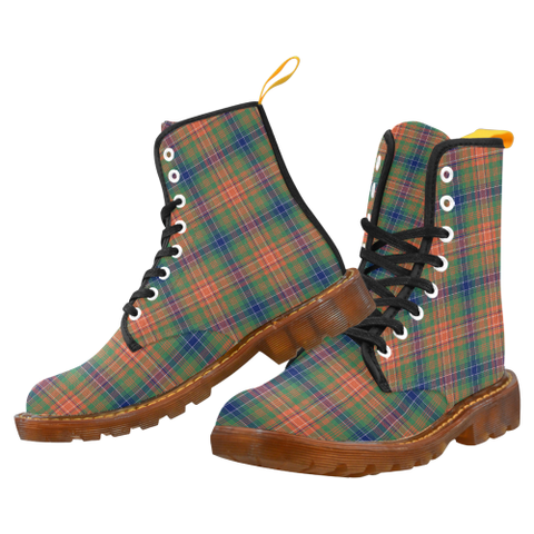Image of Wilson Ancient Tartan Martin boots | Scotland Boots | Over 500 Tartans