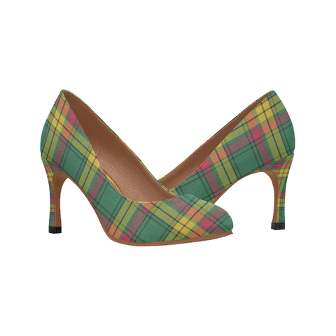 Image of Macmillan Old Modern Plaid Heels