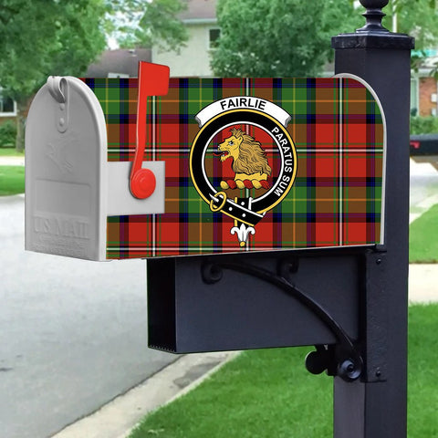 ScottishShop Mailbox Cover - Fairlie Tartan Mailbox (Custom)