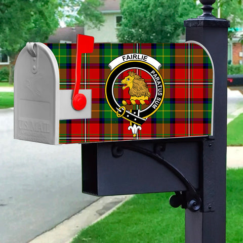ScottishShop Fairlie MailBox - Tartan  MailBox Cover