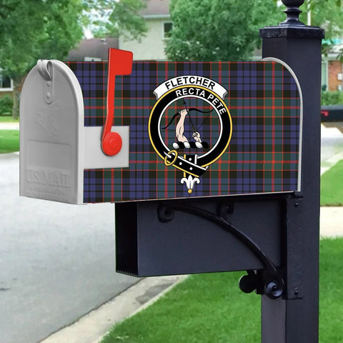 ScottishShop Mailbox Cover - Fletcher Tartan Mailbox (Custom)