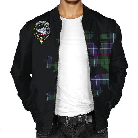 Galbraith Lion And Thistle Men Jacket