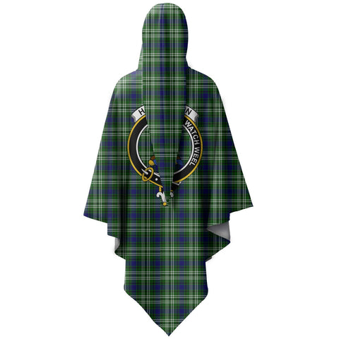 ScottishShop Haliburton Cloak - Haliburton Crest Cloak - NAC