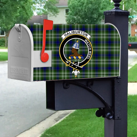 ScottishShop Mailbox Cover - Haliburton Tartan Mailbox (Custom)