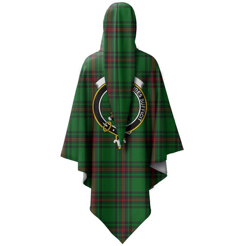 ScottishShop Halkett Cloak - Halkett Crest Cloak - NAC