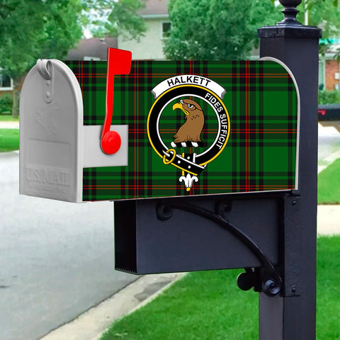 Image of ScottishShop Halkett MailBox - Tartan  MailBox Cover
