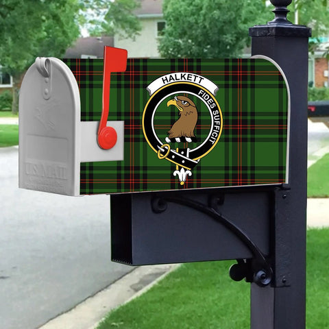 ScottishShop Mailbox Cover - Halkett Tartan Mailbox (Custom)