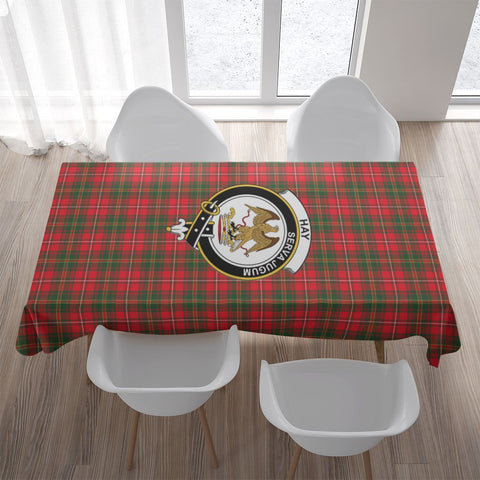 Hay Crest Tartan Tablecloth | Home Decor