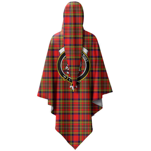 ScottishShop Hepburn Cloak - Hepburn Crest Cloak - NAC