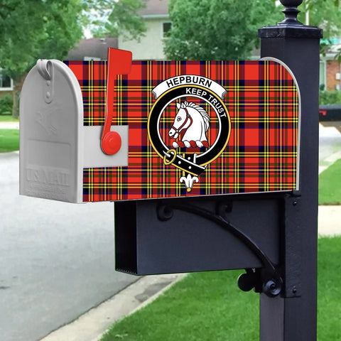 ScottishShop Mailbox Cover - Hepburn Tartan Mailbox (Custom)