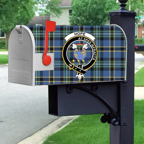 ScottishShop Mailbox Cover - Hope Tartan Mailbox (Custom)