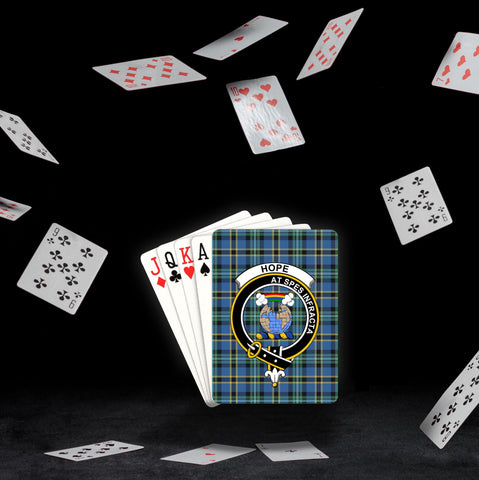 ScottishShop Hope Playing Card - Tartan Playing Card Royal Style