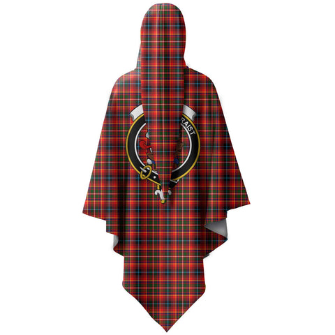 Image of ScottishShop Innes Cloak - Innes Crest Cloak - NAC