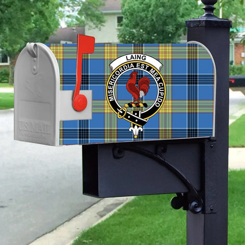Image of ScottishShop Mailbox Cover - Laing Tartan Mailbox (Custom)