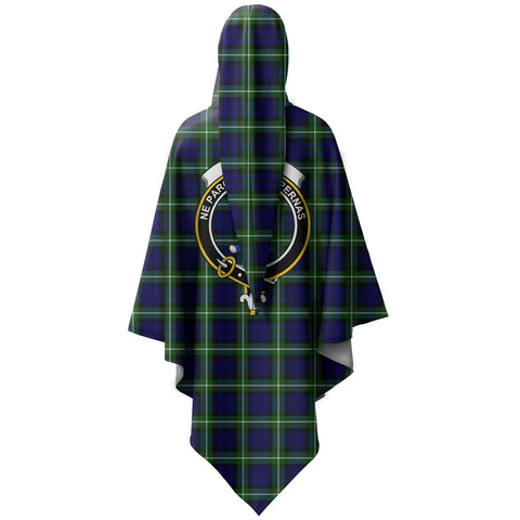 ScottishShop Lamont Cloak - Lamont Crest Cloak - NAC