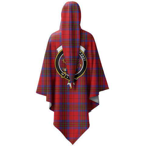 ScottishShop Leslie Cloak - Leslie Crest Cloak - NAC