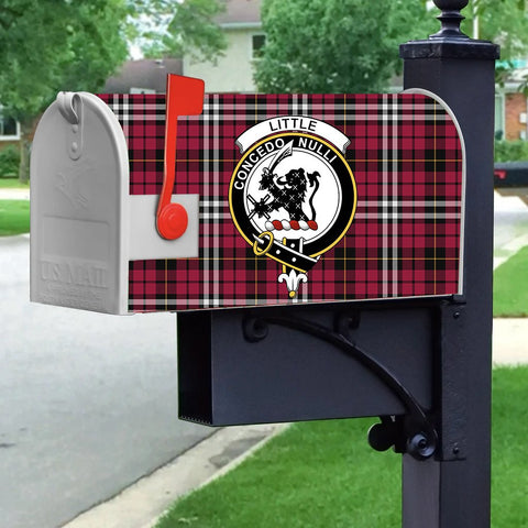 ScottishShop Mailbox Cover - Little Tartan Mailbox (Custom)